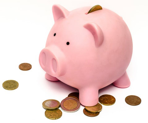 Photo of piggy bank