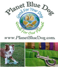 Planet Blue Dog - Good for your dog, good for our planet. www.planetbluedog.com